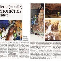 """PHENOMENES dans """"Le dauphiné"""" hors-serie 2 A+"""